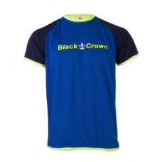 CAMISETA BLACK CROWN X3 ROYAL AMARILLO