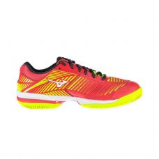 MIZUNO WAVE EXCEED 3 TOUR CC ROJO AMARILLO 61GC187462