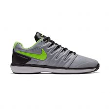 NIKE AIR ZOOM PRESTIGE LEATHER HC GRIS VERDE NIAJ4657 001