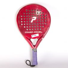 POWER PADEL RED BRILLO PP256