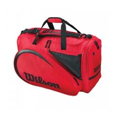 BOLSO PADEL WILSON ALL GEAR BAG ROJO