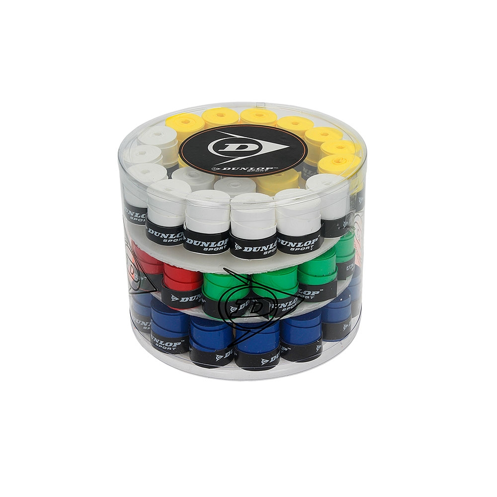 CUBO OVERGRIP DUNLOP TOUR DRY COLORES