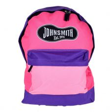 MOCHILA JOHN SMITH ROSA LILA
