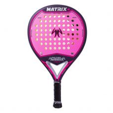 PADEL SESSION MATRIX 4 FUCSIA