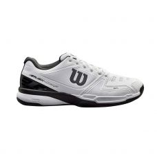WILSON RUSH COMP CLAY COURT BLANCO NEGRO WRS324220