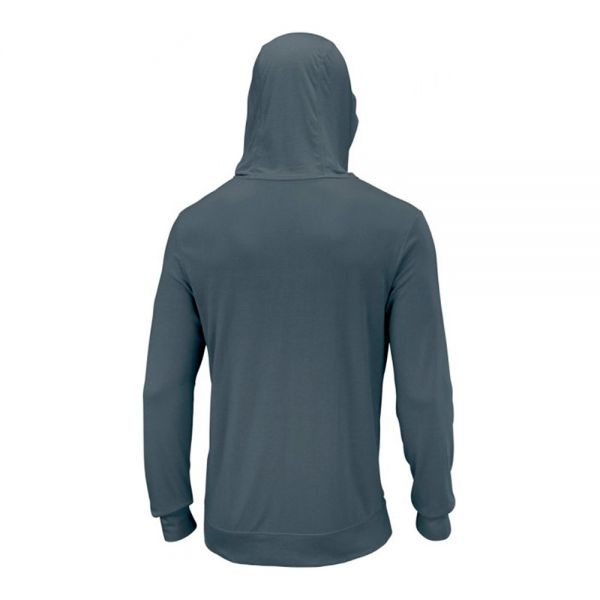 SUDADERA WILSON CONDITION COVER UP GRIS