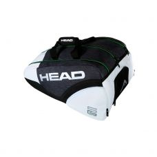 PALETERO HEAD ALPHA SANYO MONSTERCOMBI NEGRO BLANCO
