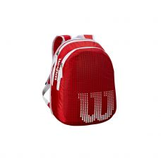 MOCHILA WILSON JUNIOR BACKPACK ROJO JUNIOR