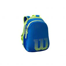 MOCHILA WILSON BACK PACK AZUL AMARILLO JUNIOR