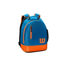 MOCHILA WILSON YOUTH BACKPACK AZUL NARANJA