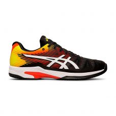 ASICS SOLUTION SPEED FF CLAY NARANJA NEGRO 1041A004 809
