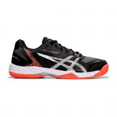 ASICS GEL PADEL EXCLUSIVE 5 SG NEGRO CORAL 1041A005 001