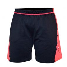 PANTALON CORTO BLACK CROWN COOL NEGRO CORAL