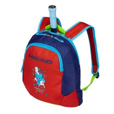 MOCHILA HEAD KIDS BACKPACK ROJO AZUL