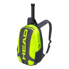 MOCHILA HEAD ELITE AMARILLO NEGRO