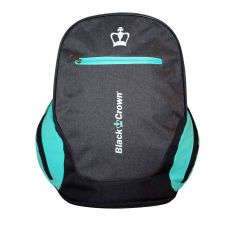 MOCHILA BLACK CROWN BIT TURQUESA