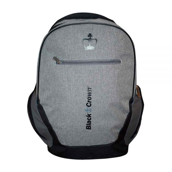 MOCHILA BLACK CROWN BIT GRIS