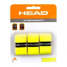 OVERGRIP HEAD XTREME SOFT 3 AMARILLO