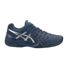 ASICS GEL RESOLUTION NOVAK CLAY MARINO PLATA E806N 400