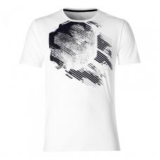 CAMISETA PRACTICE GRAPHIC BLANCO