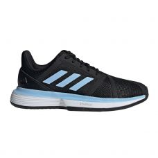 ADIDAS COURTJAM BOUNCE CLAY NEGRO AZUL MUJER EE4302