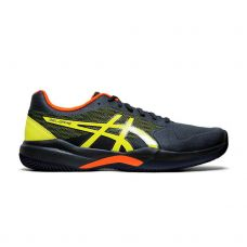 ASICS GEL GAME 7 CLAY NEGRO AMARILLO 1041A046 011