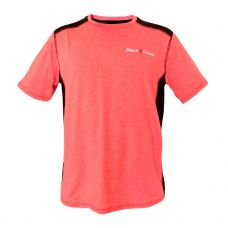 CAMISETA BLACK CROWN GEL CORAL NEGRO