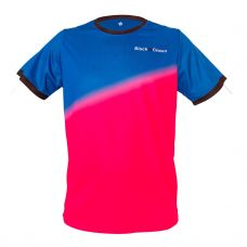 CAMISETA BLACK CROWN TOUR AZUL FUCSIA