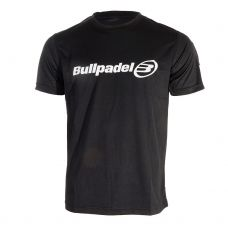 CAMISETA BULLPADEL NEGRO