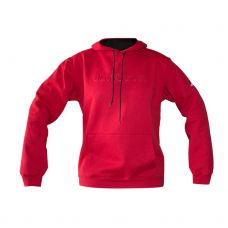 SUDADERA BLACK CROWN SOON ROJO