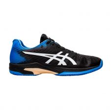 ASICS SOLUTION SPEED FF CLAY NEGRO AZUL 1041A004-012
