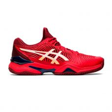 ASICS COURT FF 2 CLAY ROJO BLANCO 1041A082-600