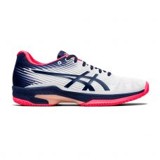 ASICS SOLUTION SPEED FF CLAY BLANCO AZUL MUJER 1042A003-102