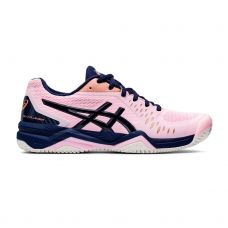 ASICS GEL CHALLENGER 12 CLAY ROSA AZUL MUJER 1042A039-706