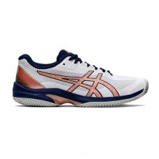 ASICS COURT SPEED FF CLAY BLANCO ROSA MUJER 1042A081-103