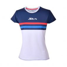 CAMISETA SIUX LUXURY BLANCO NAVY NIÑA