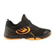 BULLPADEL HACK KNIT 20V NEGRO NARANJA V209005037