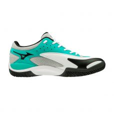 MIZUNO WAVE FLASH CC BLANCO AGUAMARINA 61GC1970 09