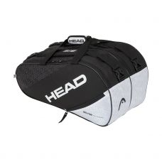 PALETERO HEAD ELITE PADEL SUPERCOMBI NEGRO BLANCO