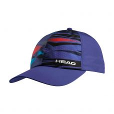 GORRA HEAD LIGHT MORADO