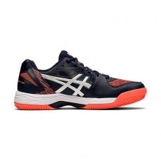 ASICS GEL PADEL EXCLUSIVE 5 SG AZUL BLANCO 1041A005.402