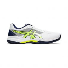 ASICS GEL GAME 7 CLAY OC BLANCO AMARILLO 1041A046.106