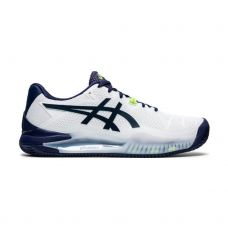 ASICS GEL-RESOLUTION 8 CLAY BLANCO AZUL 1041A076.102