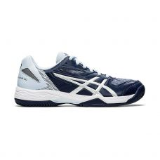 ASICS GEL-PADEL EXCLUSIVE 5 SG AZUL BLANCO MUJER 1042A004.404