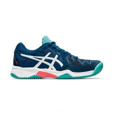 ASICS GEL-RESOLUTION 8 CLAY GS AZUL NIÑO 1044A019.402