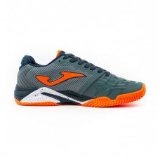 JOMA PRO ROLAND 912 CLAY GRIS NARANJA T.PROLW-912C