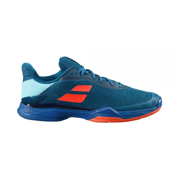 BABOLAT JET TERE ALL COURT AZUL CORAL 30S20649 4068