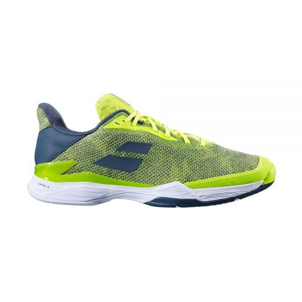 BABOLAT JET TERE ALL COURT AMARILLO FLUOR 30S20649 7011