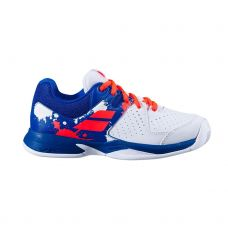 BABOLAT PULSION ALL COURT BLANCO AZUL NIÑO 33S20482 1044