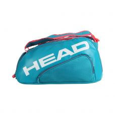 PALETERO HEAD TOUR TEAM MONSTERCOMBI AZUL TURQUESA MUJER